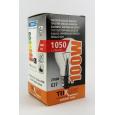 Špeciálna žiarovka BC 100W E27 teplá biela