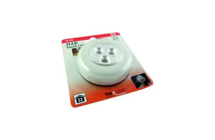 LED nočné dotykové svetlo TR 232, biele