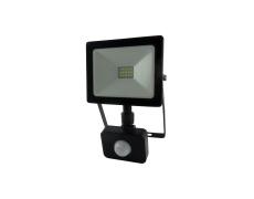 LED SENSOR reflektor TRIXLINE - 10W studená biela