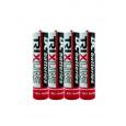 Zinkochloridová 1,5V mikrotužková batéria TRIXLINE BCR03/4P