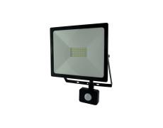 LED SENSOR reflektor TRIXLINE - 50W studená biela