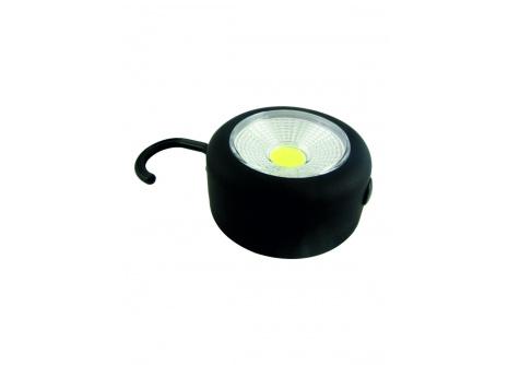 LED svietidlo s háčikom a magnetom TR C218 3W COB