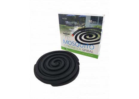 Mosquito incense spiral - spirála citronela TRIXLINE TR C356
