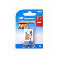 Nabíjateľná 9V batéria BC9V/250/1BP