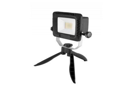 Nabíjacie pracovné LED svietidlo so statívom 10W TR 605
