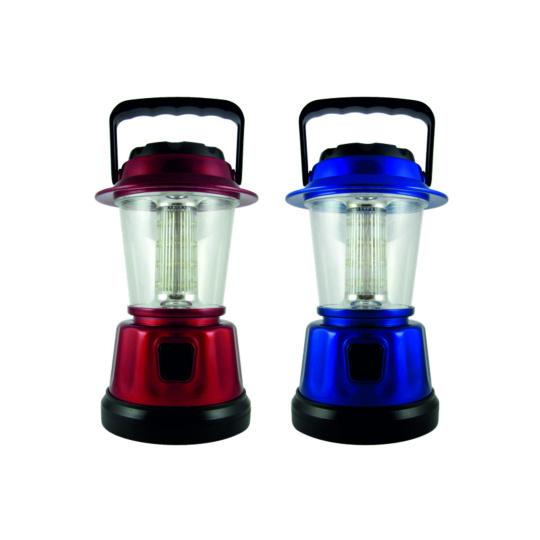 Kempingová LED latern lampa BC 16