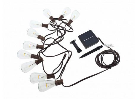 Dekoratívne LED solárne svetlo TR 511