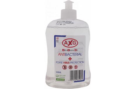 Antibateriálny gél AXG
