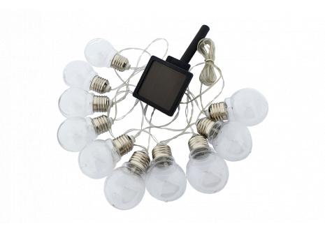 Dekoratívne LED solárne svetlo TR 606