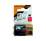Alkalická 9V batéria BC6LR61/1P