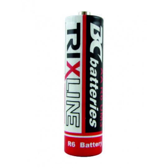 Zinkochloridová 1,5 tužková batéria TRIXLINE BCR6/4P