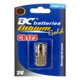 Alkalická 3V valcová batéria BC CR123