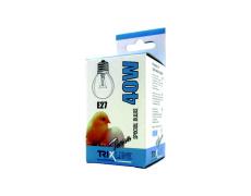 Špeciálna žiarovka BC G45W E27 teplá biela