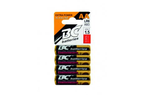 Alkalická tužková batéria BCLR6/4P