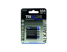 Alkalická mikrotužková 1,5V batéria BCRL03/4BP TRIXLINE