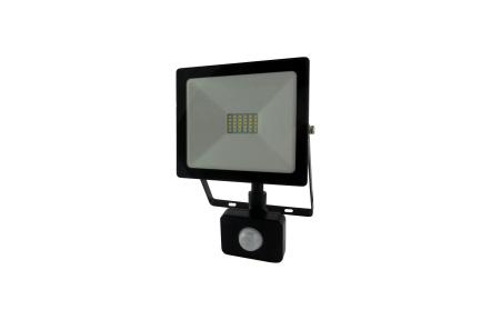 LED SENSOR reflektor TRIXLINE - 20W studená biela