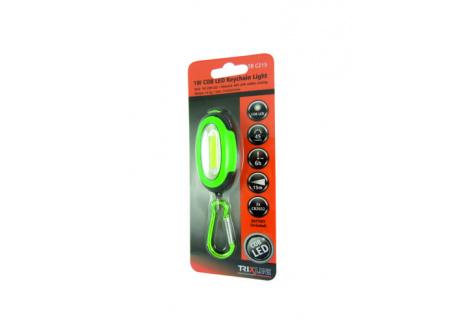 LED svietidlo  s karabínou TR C215 1W COB