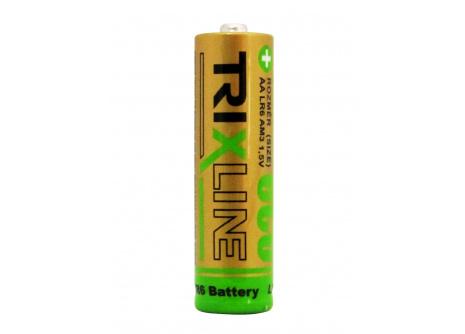 Alkalická ECO 1,5V tužková batéria BCRL6/4BP TRIXLINE