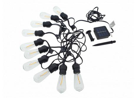 Dekoratívne LED solárne svetlo TR 502