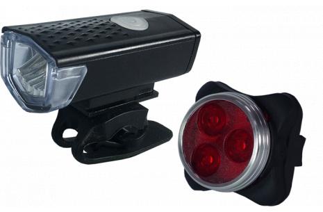 Set cyklo světel MS 351
