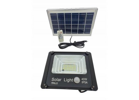 Solárne svetlo so senzorom TR 365