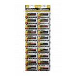 Alkalická mikrotužková 1,5V batéria BC Extra power LR03/20P