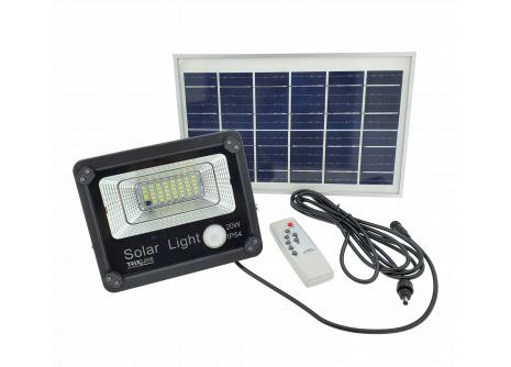 Solárne svetlo so senzorom TR 364