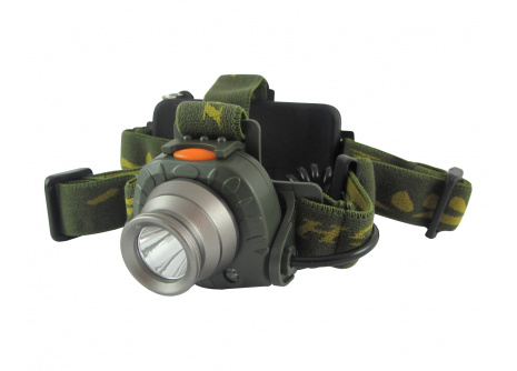 Senzorové LED svietidlo BC TR 245 - 3W Trixline SPORT