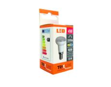 LED žiarovka BC TR 4W E14 R39 teplá biela