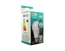 LED žiarovka 12W A60 E27 neutrálna biela 5 rokov záruka