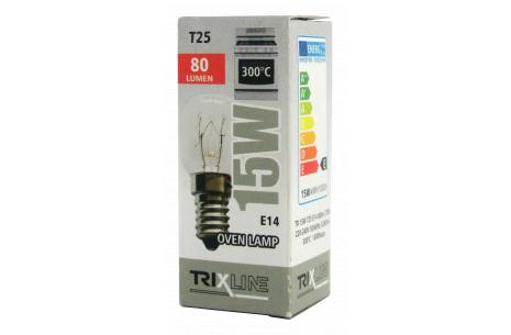 Špeciálna žiarovka BC E14 300°C