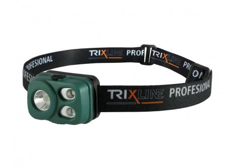 USB Nabíjacia LED čelovka TR 327