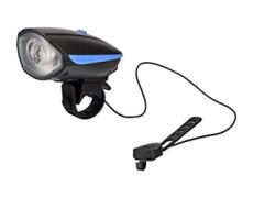 LED nabíjacie cyklo svietidlo predné 5W TR 323