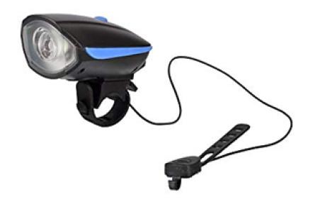 LED nabíjecí cyklo svítilna přední 5W TR 323