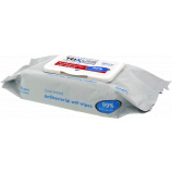 Antibakteriálne utierky TRIXLINE 60ks TR M391