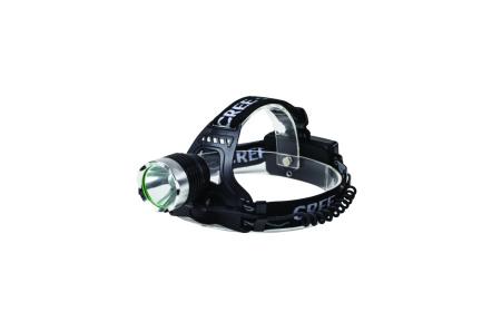 LED nabíjacie čelové svietidlo BC TR A211 10W CREE T6