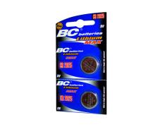 Lítiová gombíková 3V batéria BCCR 2025