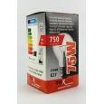 Špeciálna žiarovka BC 75W E27 teplá biela