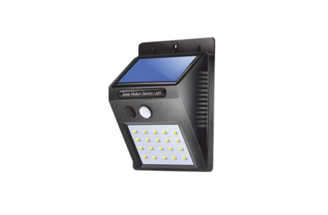 LED solárna lampa TR C320