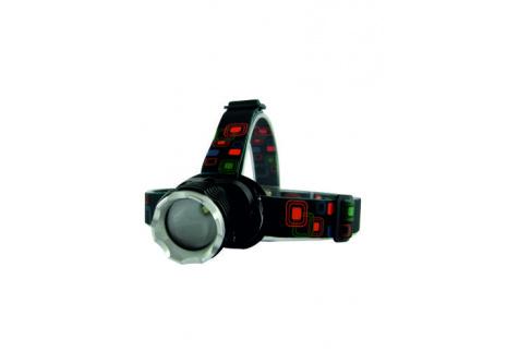 Nabíjacie LED čelové svietidlo TR C217 3W COB