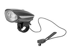 LED cyklo svítilna přední 5W TR 325