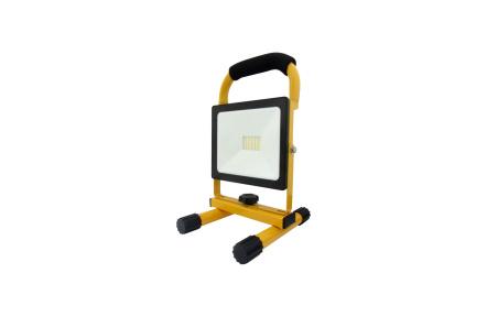 Prenosný LED reflektor TRIXLINE - 30W neutrálna biela