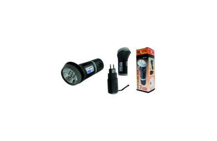 Ručné nabíjacie LED svietidlo BC Trixline TR A100