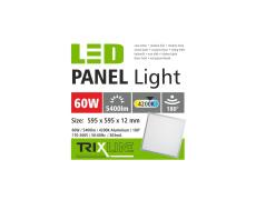 Podhľadový LED panel TRIXLINE - 60W neutrálna biela