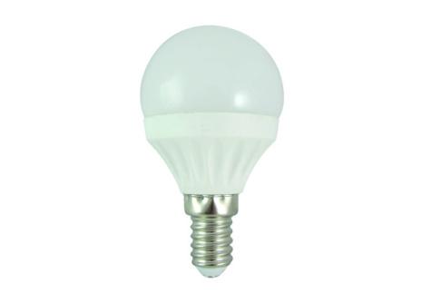 LED žiarovka BC TR 6W E14 P45 neutrálna biela 3PACK