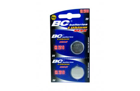 Lítiová gombíková 3V batéria BCCR 2016