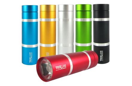 Ručné LED hliníkové svietidlo TR 247