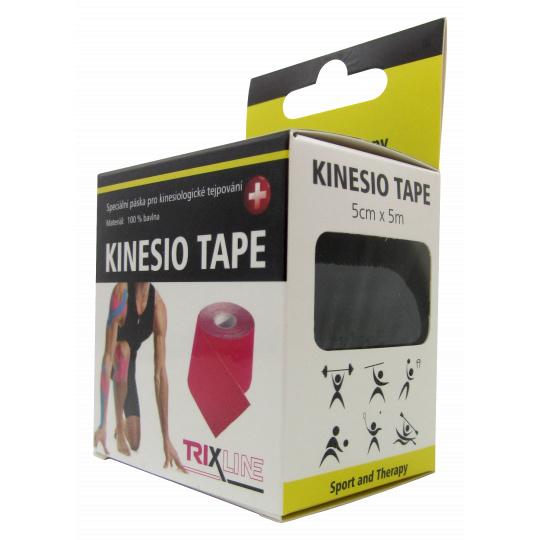 Trixline KINESIO páska 5cm x 5m